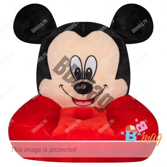 Fotoliu Plus Bebe Mickey Mouse