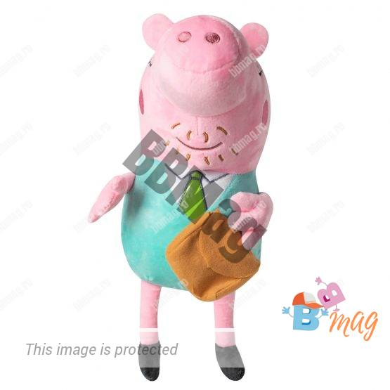 Purcelusa Peppa - Daddy Pig