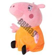 Jucarie De Plus Purcelusa Peppa - Mummy Pig